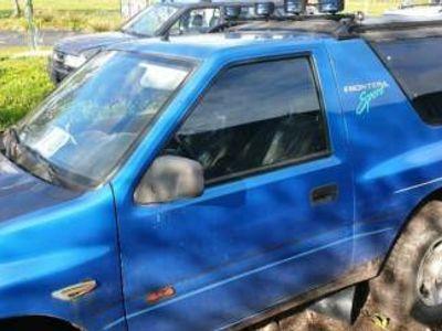 gebraucht Opel Frontera 2.0 A kurz