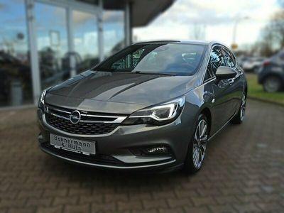 gebraucht Opel Astra 1.4 Turbo Ultimate Automatik *Navi*Tempomat*Rück