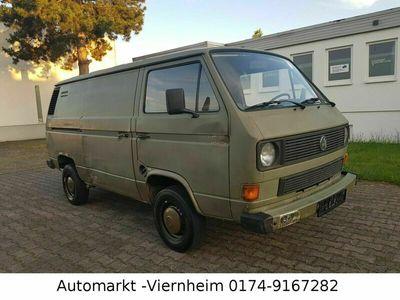 gebraucht VW T3 TransporterEX US-Streitkräfte DeutschePapiere