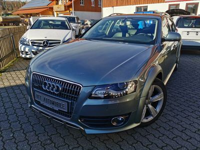 gebraucht Audi A4 Allroad Quattro 3.0 TDI Automatik,Leder,Xenon als Kombi in Inning am Ammersee