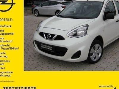 gebraucht Nissan Micra 1.2 Acenta Tempomat/eFH./NSW/Kind