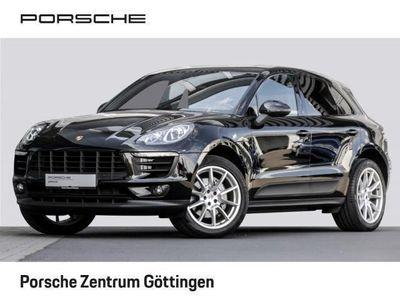 käytetty Porsche Macan S Diesel