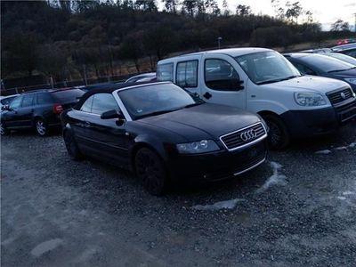 gebraucht Audi A4 Cabriolet 2.5 TDI (8H)