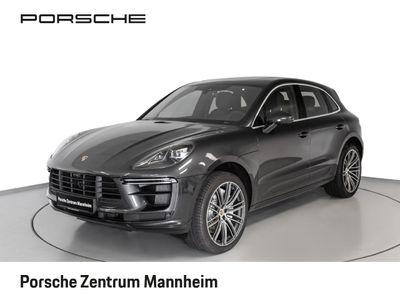 gebraucht Porsche Macan Turbo LED ACC Luft SportAbgas SurroundView
