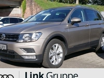 gebraucht VW Tiguan Comfortline act BM TSI Navi AHK