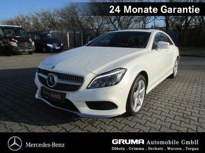 gebraucht Mercedes CLS400 4M Coupé AMG AIRM+SD+DISTR+360+MULTIBEAM