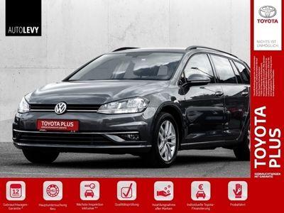gebraucht VW Golf Variant 1.4 TSI BMT DSG Comfortline