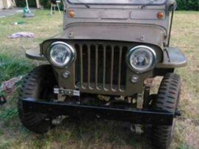 gebraucht Jeep Willys CJ3A