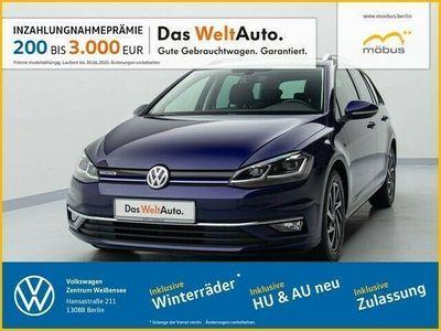 gebraucht VW Golf VII Variant VII Variant 1.5 TSI DSG+JOIN+LED+NAVI+ACC++