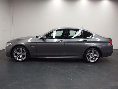gebraucht BMW 530 d xDrive Limousine / MSportpaket/Navi/HeadUp/