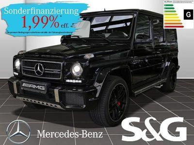 gebraucht Mercedes G63 AMG AMG Comand/AHK/Isofix/Distronic/Standhzg