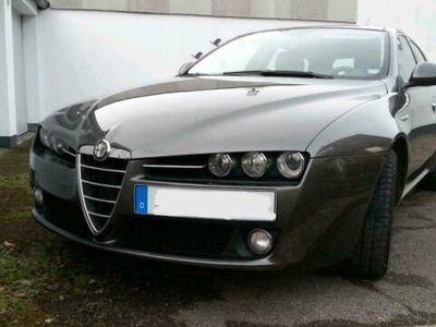 gebraucht Alfa Romeo 159 Alfa2.2 JTS Sportwagon, AHK abnehmbar...