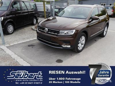 second-hand VW Tiguan 2.0 TDI DPF HIGHLINE * BMT * EASY OPEN-PA