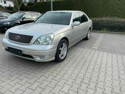gebraucht Lexus LS430