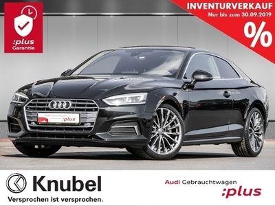 gebraucht Audi A5 Coupé 2.0 TDI sport/LED/Privacy/AHK.vo/Stadt/Keyless