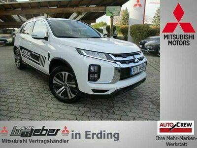 gebraucht Mitsubishi ASX Intro Edition+ 2.0 4WD Automatik NAVI LED SH