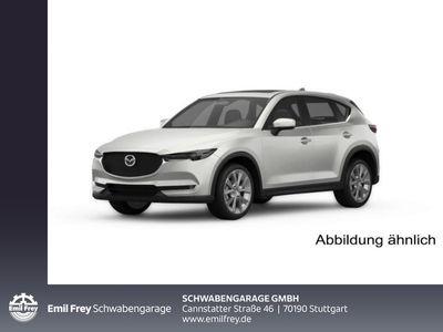 gebraucht Mazda CX-5 SKYACTIV-G 194 Drive AWD Sports-Line 143 kW, 5-türig