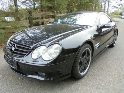 używany Mercedes SL55 AMG AMG 2.HAND/WENIG KM/VOLL/040/ABSOLUT TOP