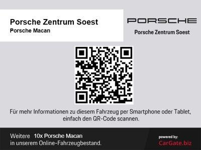 gebraucht Porsche Macan Turbo mit Performance Paket/21''/SPORTDESIGN PAKET/LEDER