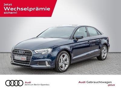 gebraucht Audi A3 Limousine 1.4 TFSI Sport S tronic *NAVI*SHZ*KLIMAA