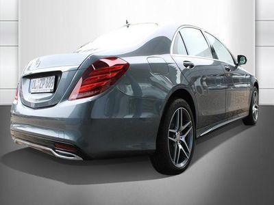 gebraucht Mercedes S350 S-Klassed langer Radstand AMG Line ILS-LED AMG-Spo