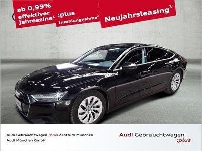 gebraucht Audi A7 Sportback 50 TDI qu. tiptr. HD-Matrix/Pano/Navi+/Leder