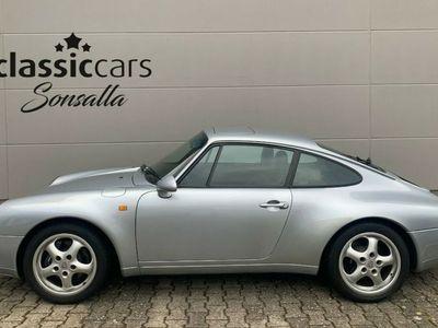 gebraucht Porsche 993 nahezu Vollausstattung