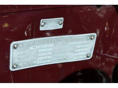 gebraucht Mercedes 170 Cabrio B
