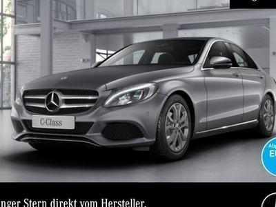 gebraucht Mercedes C180 Avantgarde LED Kamera Totwinkel Klimaautom