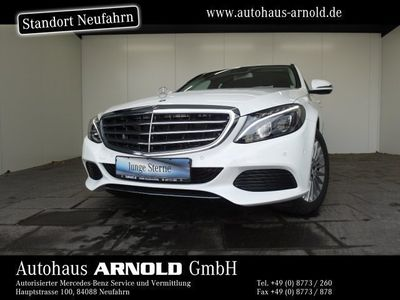 gebraucht Mercedes C250 d