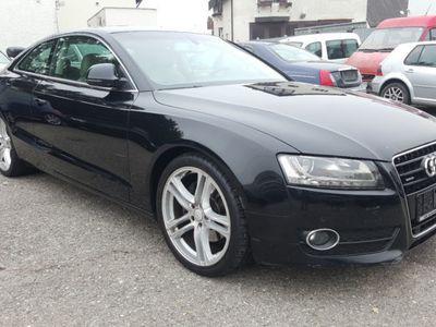 gebraucht Audi A5 Coupe 3.0 TDI quattro~Leder~Navi~Xenon~EURO 5