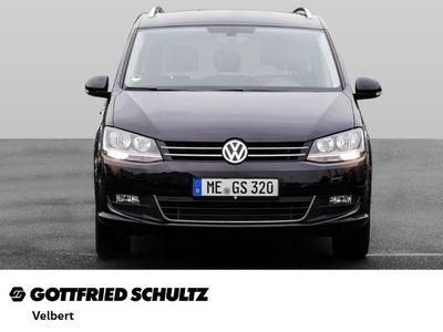 gebraucht VW Sharan 2.0 TDI ALLSTAR 7-SITZER ehemalige UPE de