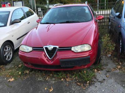 gebraucht Alfa Romeo 156 Sportwagon 2.0 JTS Progression !!
