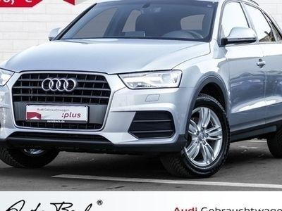 gebraucht Audi Q3 2.0TDI Navi Xenon EPH GRA Sitzheizung