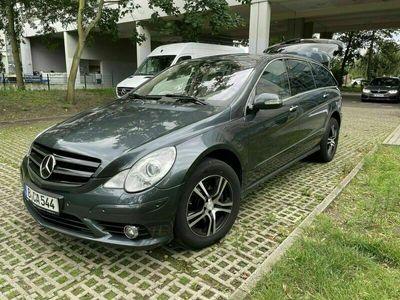 gebraucht Mercedes R350 Mercedes Benzcdi 7 Sitzer
