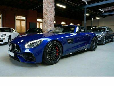 gebraucht Mercedes AMG GT C designo Dynamic Night Paket Burmester