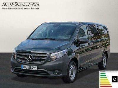 gebraucht Mercedes Vito 114 CDI Mixto 5-Sitze*Klima*LKW*Parkassist.