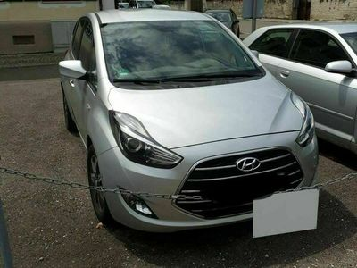 gebraucht Hyundai ix20 Bj. 2015