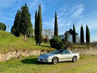 gebraucht Chevrolet Camaro 3.8 Automatik TARGA-Cabrio