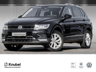 gebraucht VW Tiguan Highline 2.0 TSI DSG 4M. LED Navi DCC