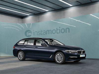 gebraucht BMW 520 520 i Touring+AUTOMATIK+LED+ANHH.KUPPLUNG+NAVIGATION