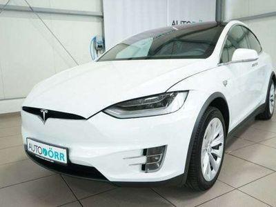 gebraucht Tesla Model X Neu Maximale Reichweite/long Range