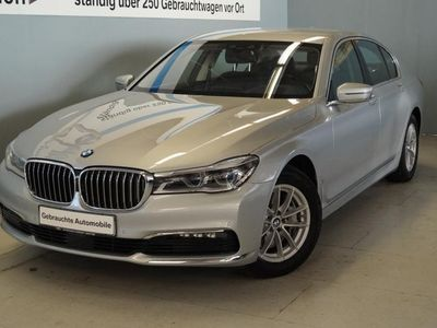 gebraucht BMW 730 d Innovationsp. Navi Prof. Integal-Aktivlenk.