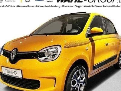 gebraucht Renault Twingo LIMITED SCe 75 Start & Stop ABS ESP SERVO Limited