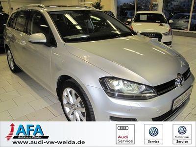 käytetty VW Golf VII Variant 2,0 TDI Highline DSG PanoD,Xenon,Navi
