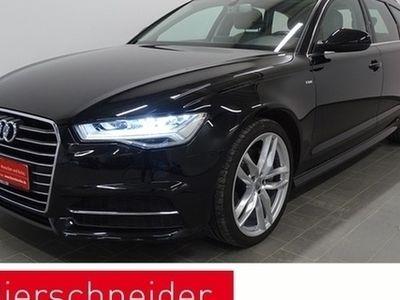 gebraucht Audi A6 Avant Av. 3.0 TDI qu. tronic S line 20 LED S-SITZE KAMERA NAVI LEDER PDC GRA