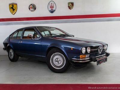 gebraucht Alfa Romeo 2000 Alfetta GTVLusso /Note 2 /viel investiert