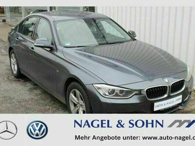 gebraucht BMW 316 316 3er -iBI-XENON+KAMERA+SITZH.+EINPARKHILFE+