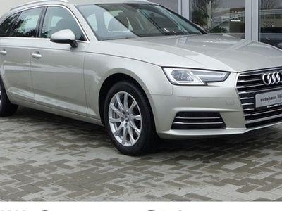 gebraucht Audi A4 Avant Design 2.0 TDI S-tronic *AHK*Xenon*Navi*