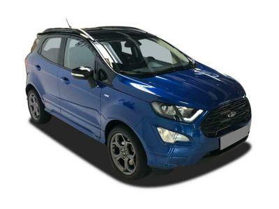 gebraucht Ford Ecosport EcoSport1.0 EcoBoost ST-Line StartStopp EURO 6d